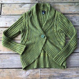 Beautiful green sweater